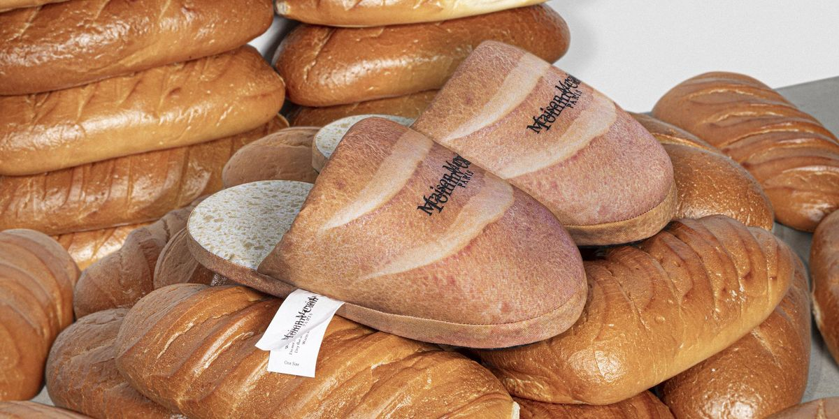 Tommy Cash's Margiela Collab Includes Bread Slippers