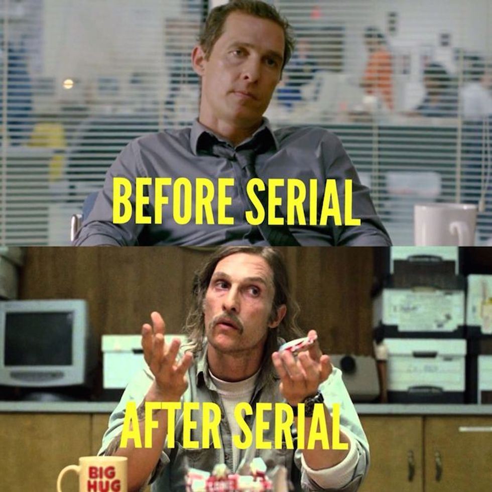 The 7 Funniest Serial Memes