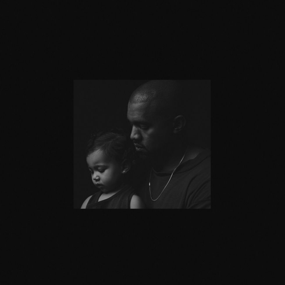 """Listen to """"Only One,"""" Kanye West's Tender New Single With Paul McCartney"""