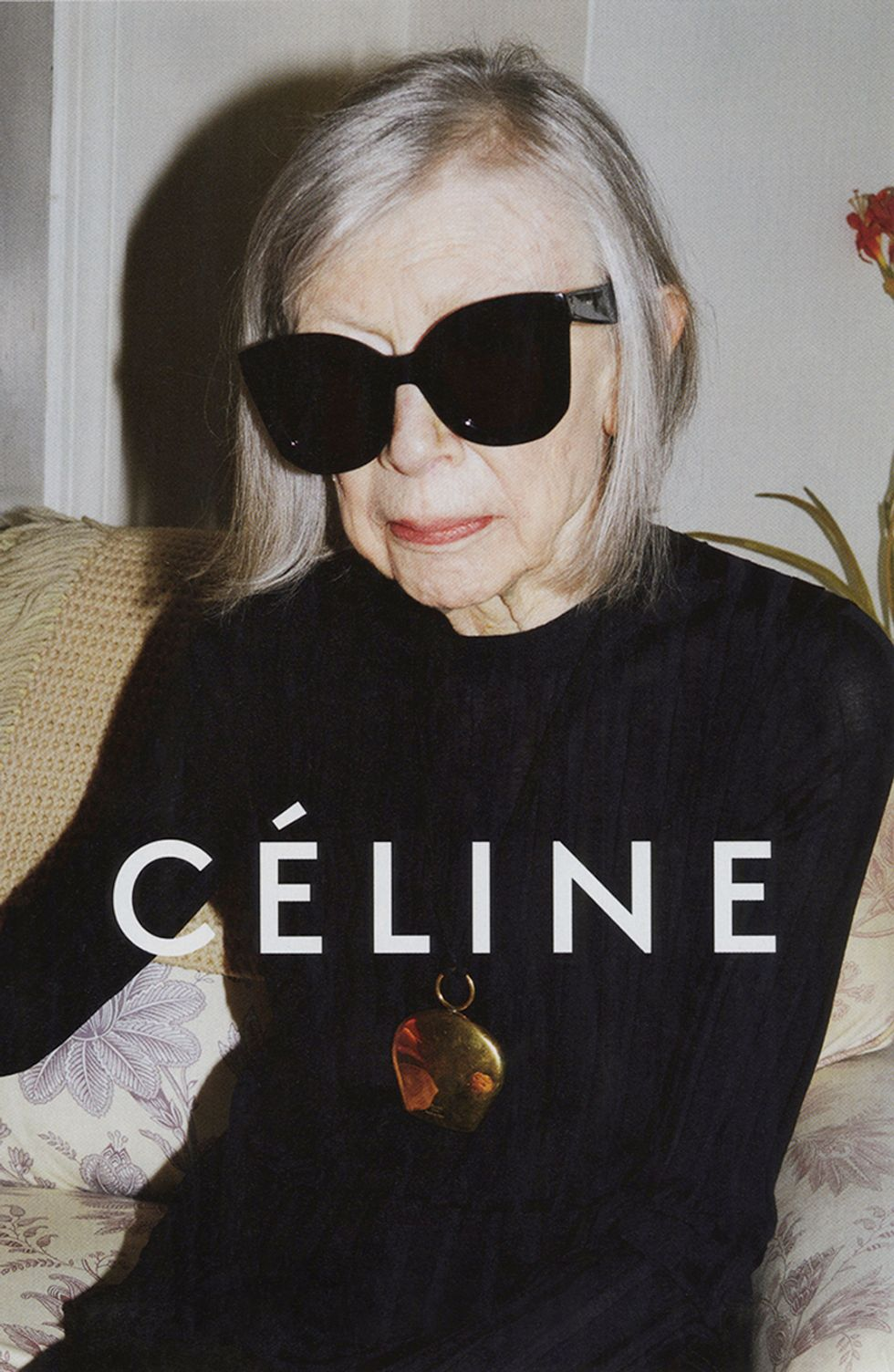The Cult of Céline Finally Inducts Joan Didion
