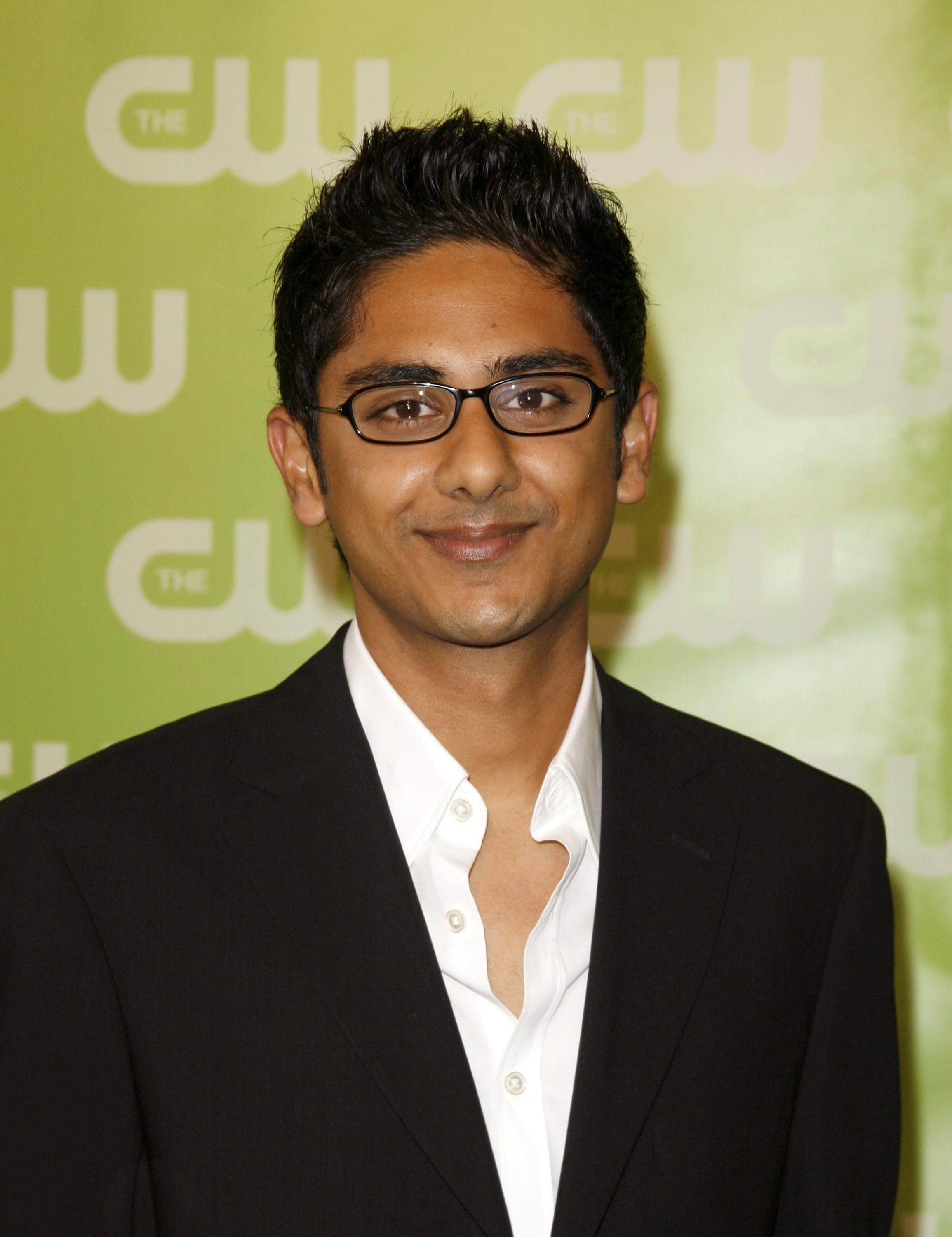 Adhir Kalyan at The CW upfront