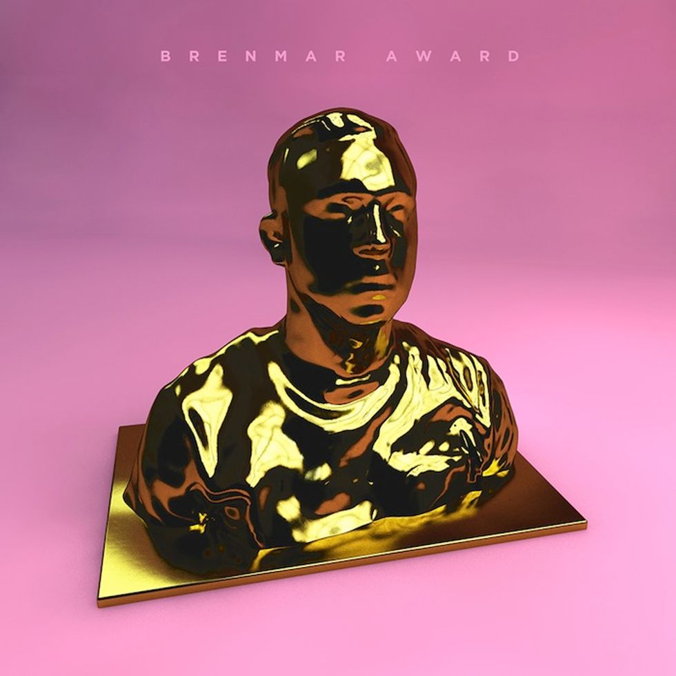 """""""It's Stripper Music"""": Brenmar On His New EP, Award"""