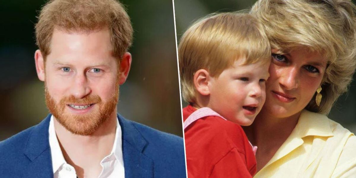 Prince Harry Writes Heartbreaking Message to Bereaved Children in New Book