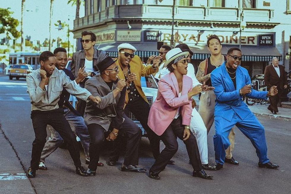 """""""Uptown Funk,"""" Greatest and Best Song Ever, Gets Disco Dub Remix"""