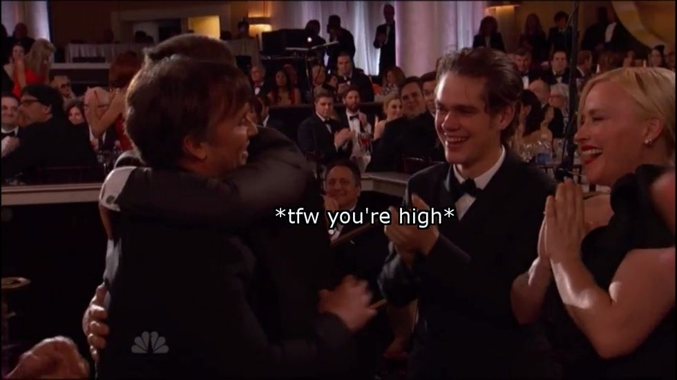 Morning Funnies: Golden Globes Edition
