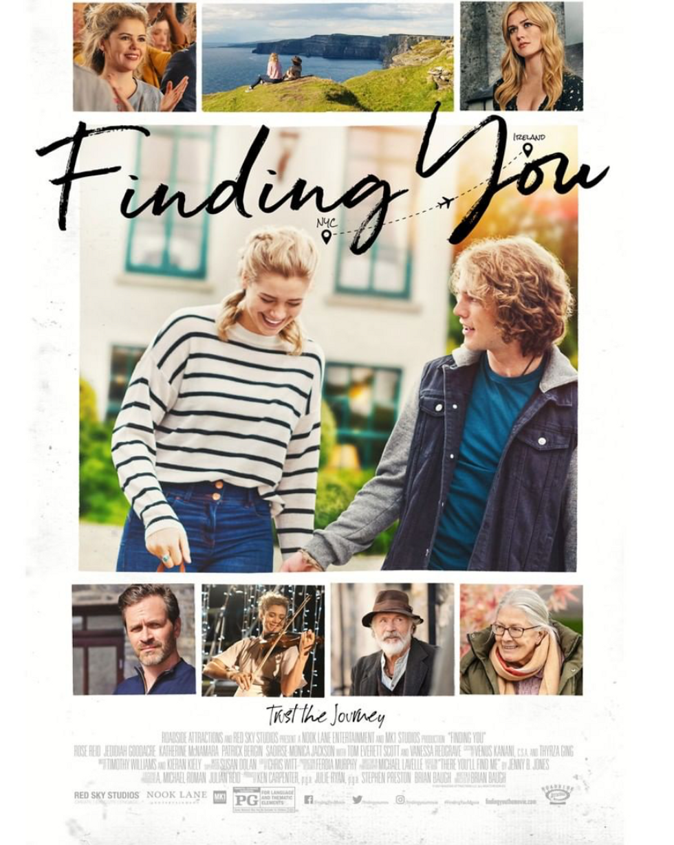 'Finding You' Reminds Me That The Best Things In Life Come Unexpectedly - And So, I'll Trust The Journey