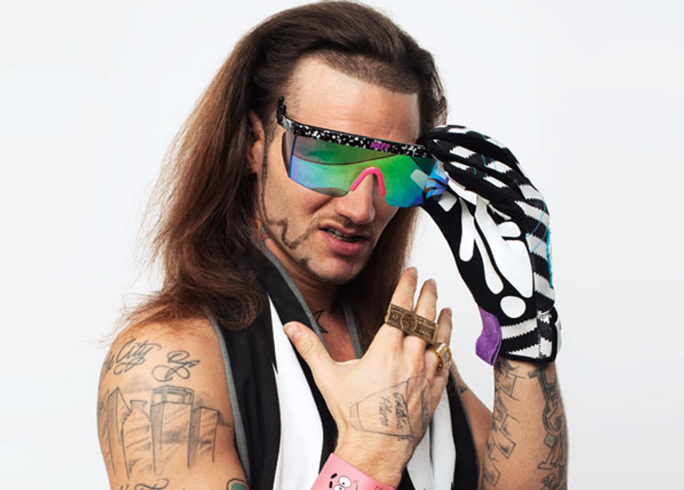 For the Reasonable Price of $28,000 Riff Raff Will Take You to Prom