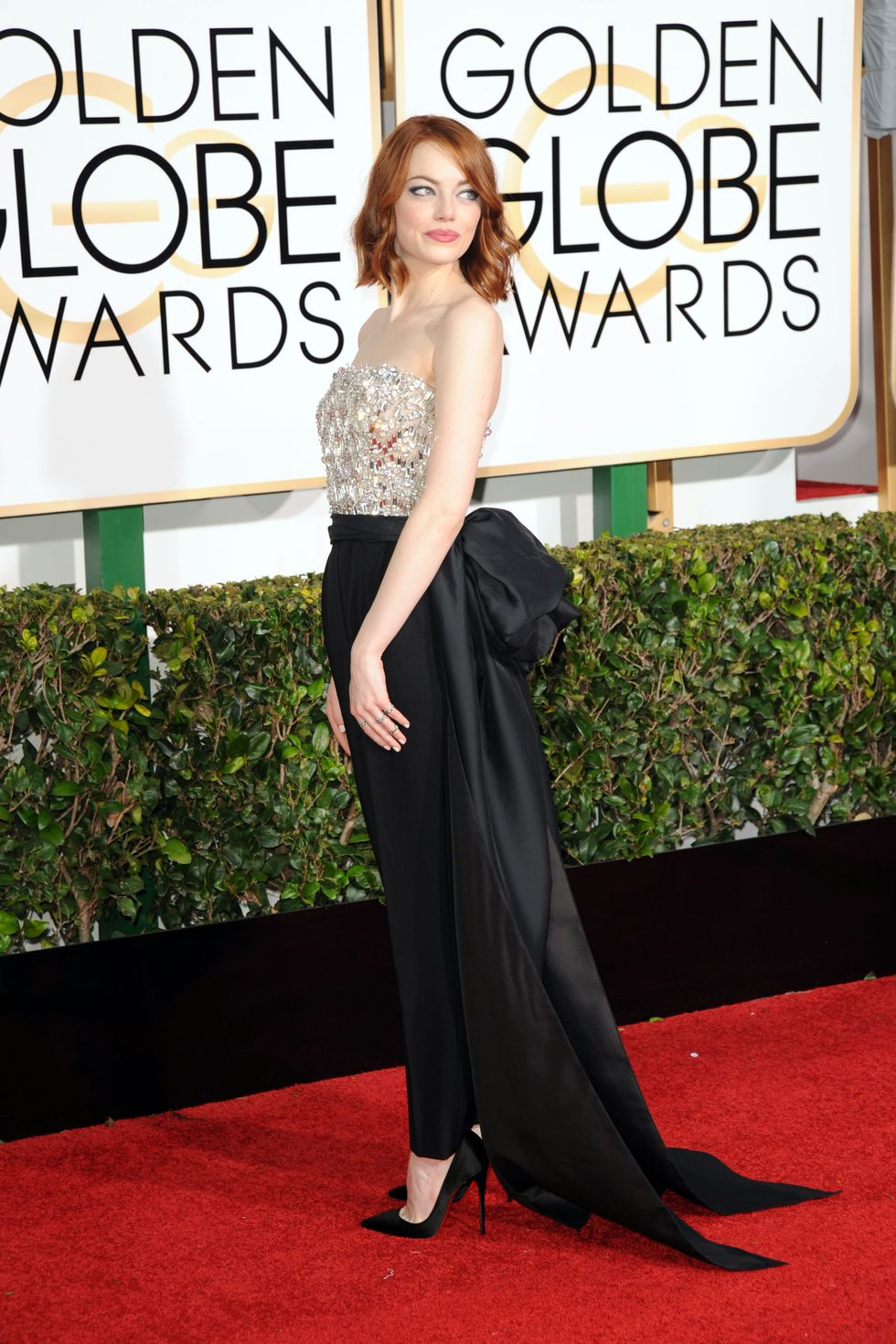 The Best and Worst Celebrity Fashion at the Golden Globes