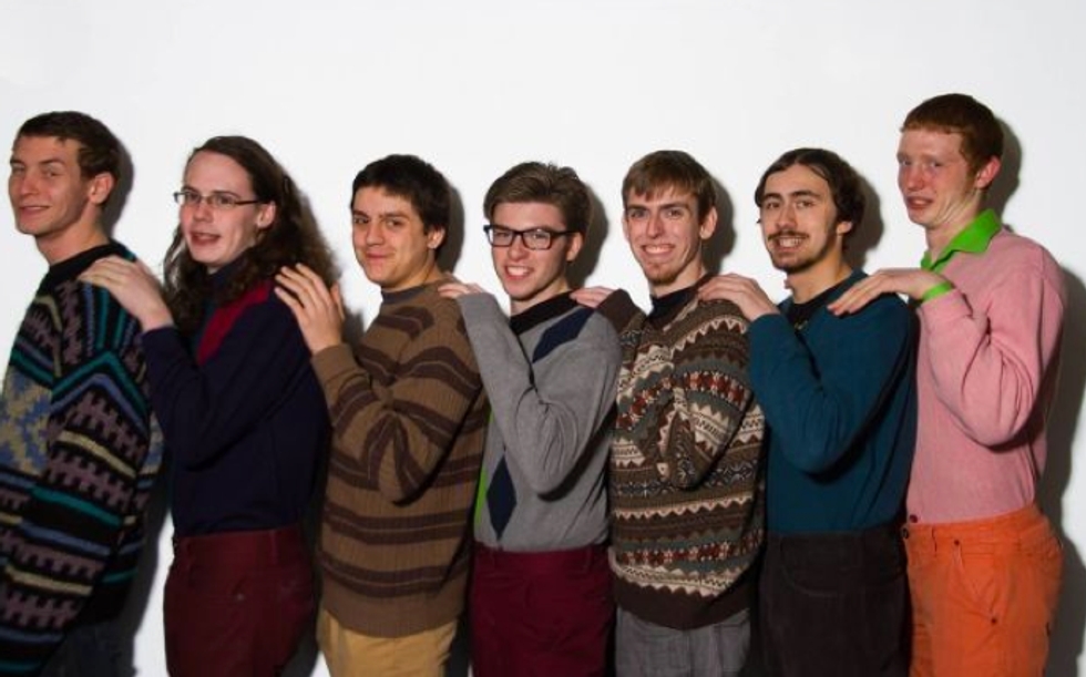 Your New Favorite Tumblr Asks, 'Is This a Photo of a Ska Band or an Improv Troupe?'