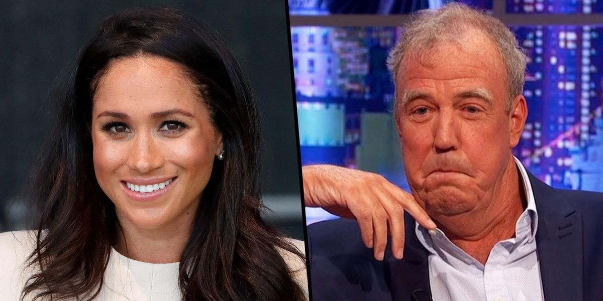 Jeremy Clarkson Slams 'Silly Actress' Meghan Markle in Support of Piers Morgan