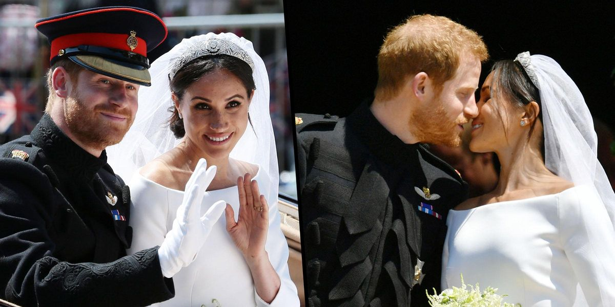Meghan Markle and Prince Harry's Wedding Certificate is Proof They Didn't Have a Secret Early Wedding