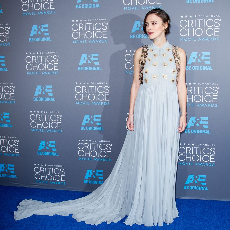 The Best Celebrity Looks From Last Night's Critic's Choice Awards