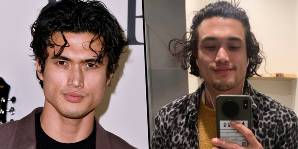 'Riverdale' Star Charles Melton Says He's 'Done' Suppressing His True Identity