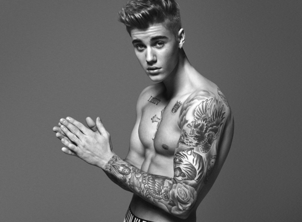 Naya Rivera Speaks Out Against The Tyranny of Justin Bieber's Shirtless Selfies