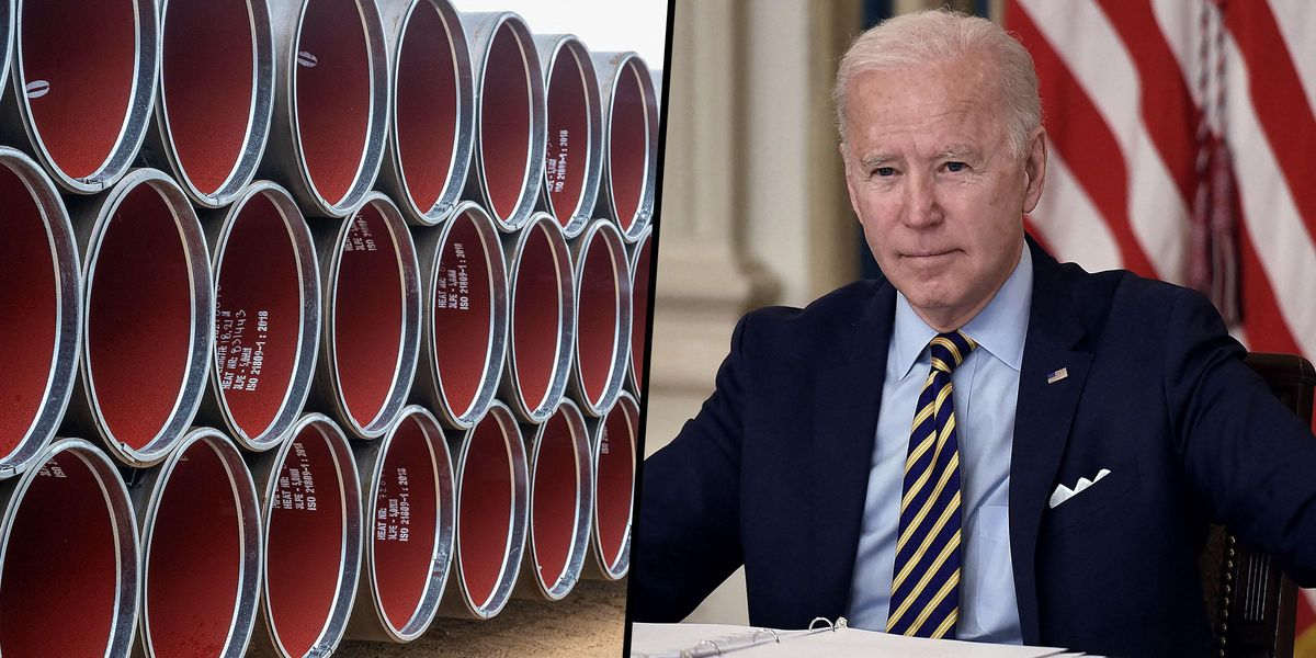 21 States Sue Joe Biden for Revoking $9 Billion Keystone XL Pipeline Permit