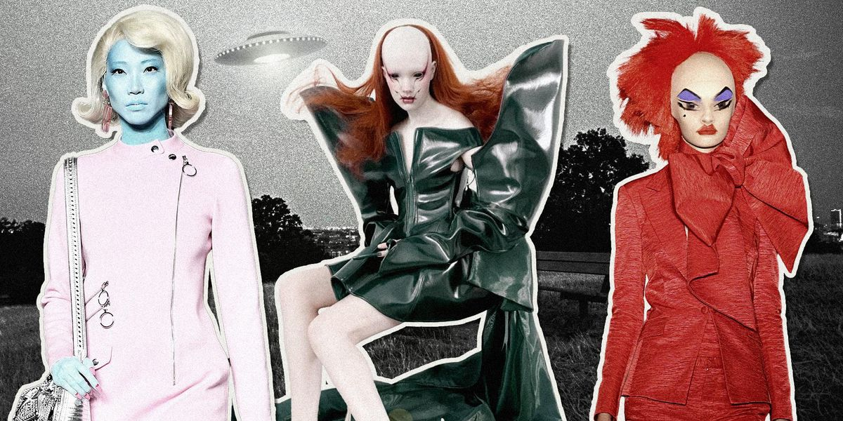 How Aliens Influenced an Entire Fashion Generation