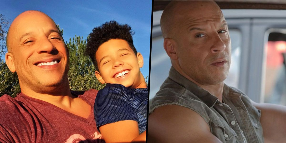 Vin Diesel's Son Joining 'Fast & Furious' Franchise as Young Dom