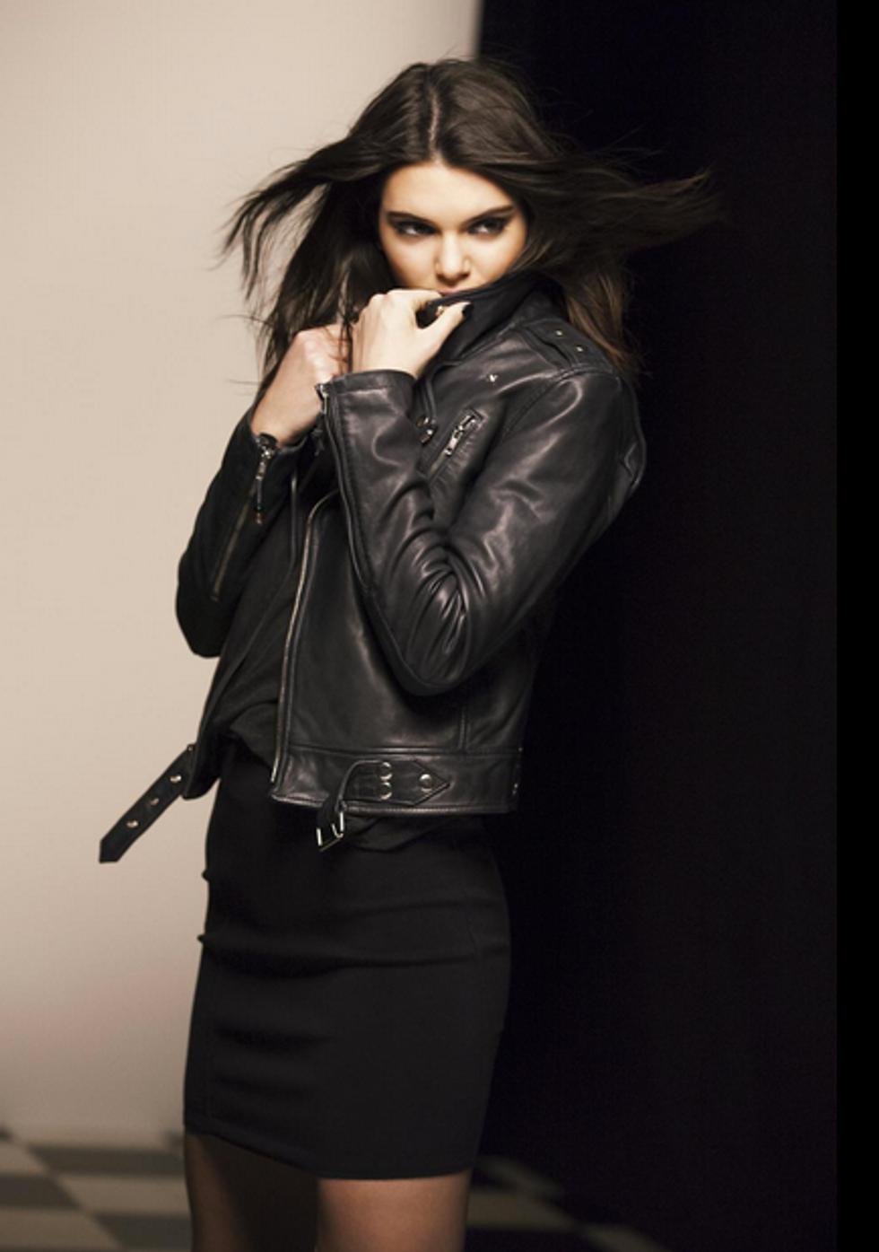 "Is Kendall Jenner's First Estée Lauder Ad a ""Selfie""? (Probably.)"