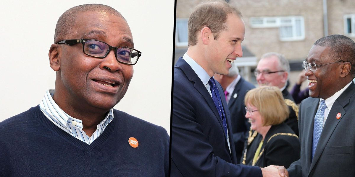 Charity Boss Says His 'Friend' Prince William Is 'No Racist'