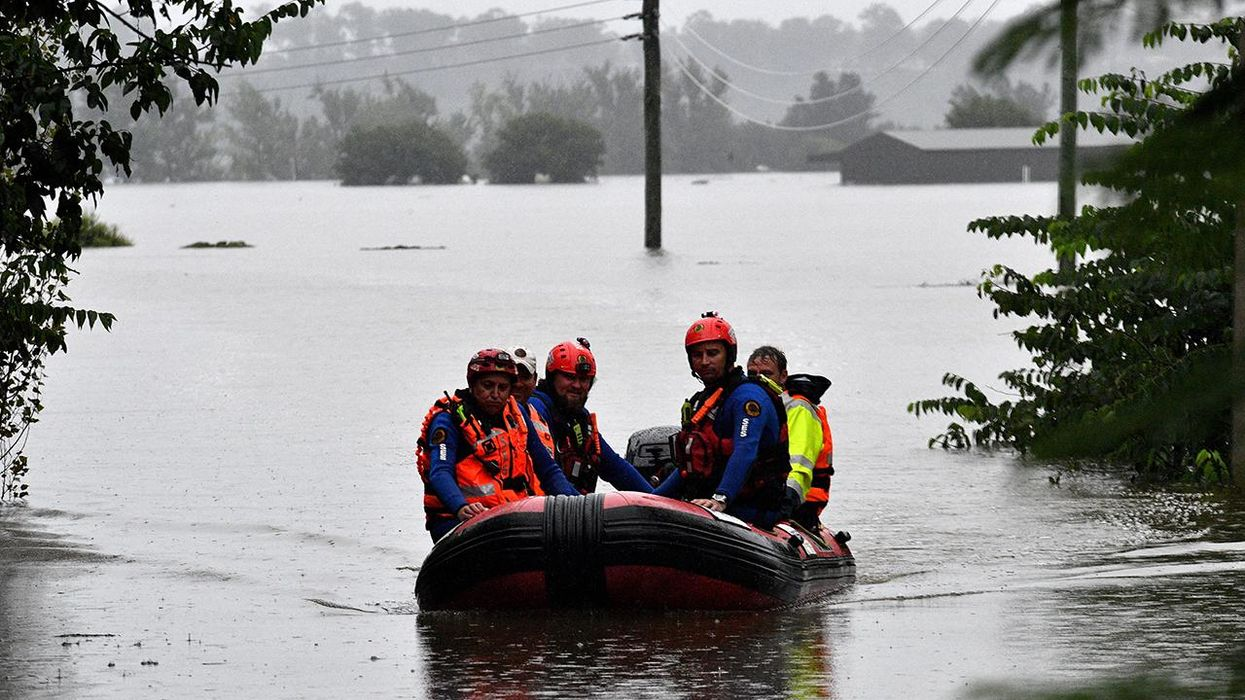 Worst Australian Flooding in Decades Forces Mass Evacuations