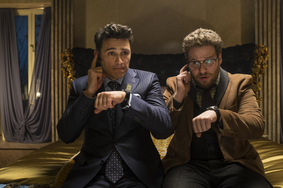 Starting Saturday, You Can Watch The Interview on Netflix