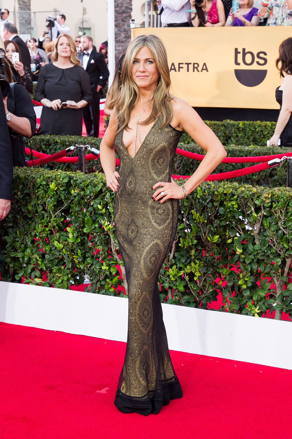 The Best and Worst Celebrity Fashion at the SAG Awards