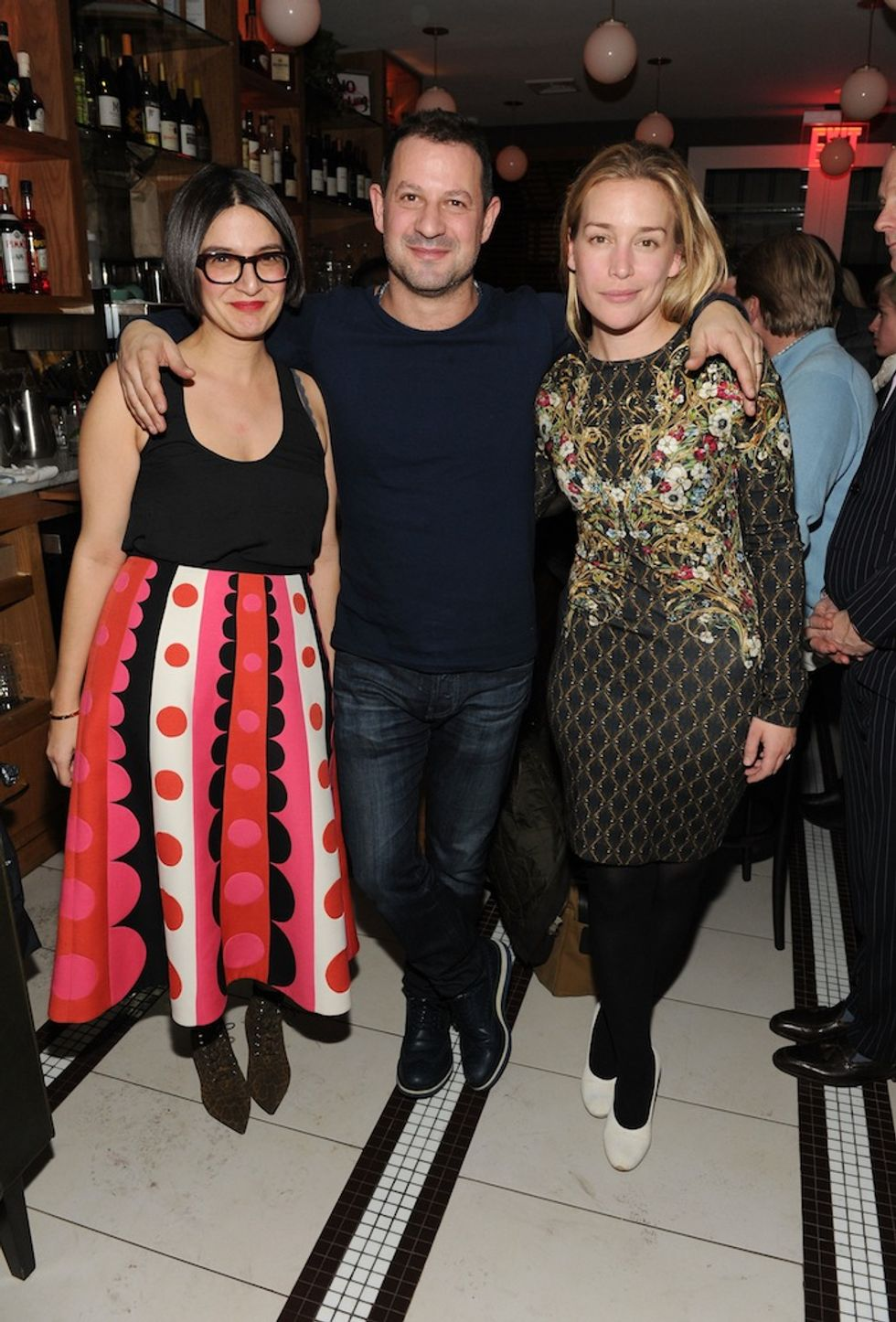 Piper Perabo Celebrates the Opening of her Second Jack's Wife Freda Location