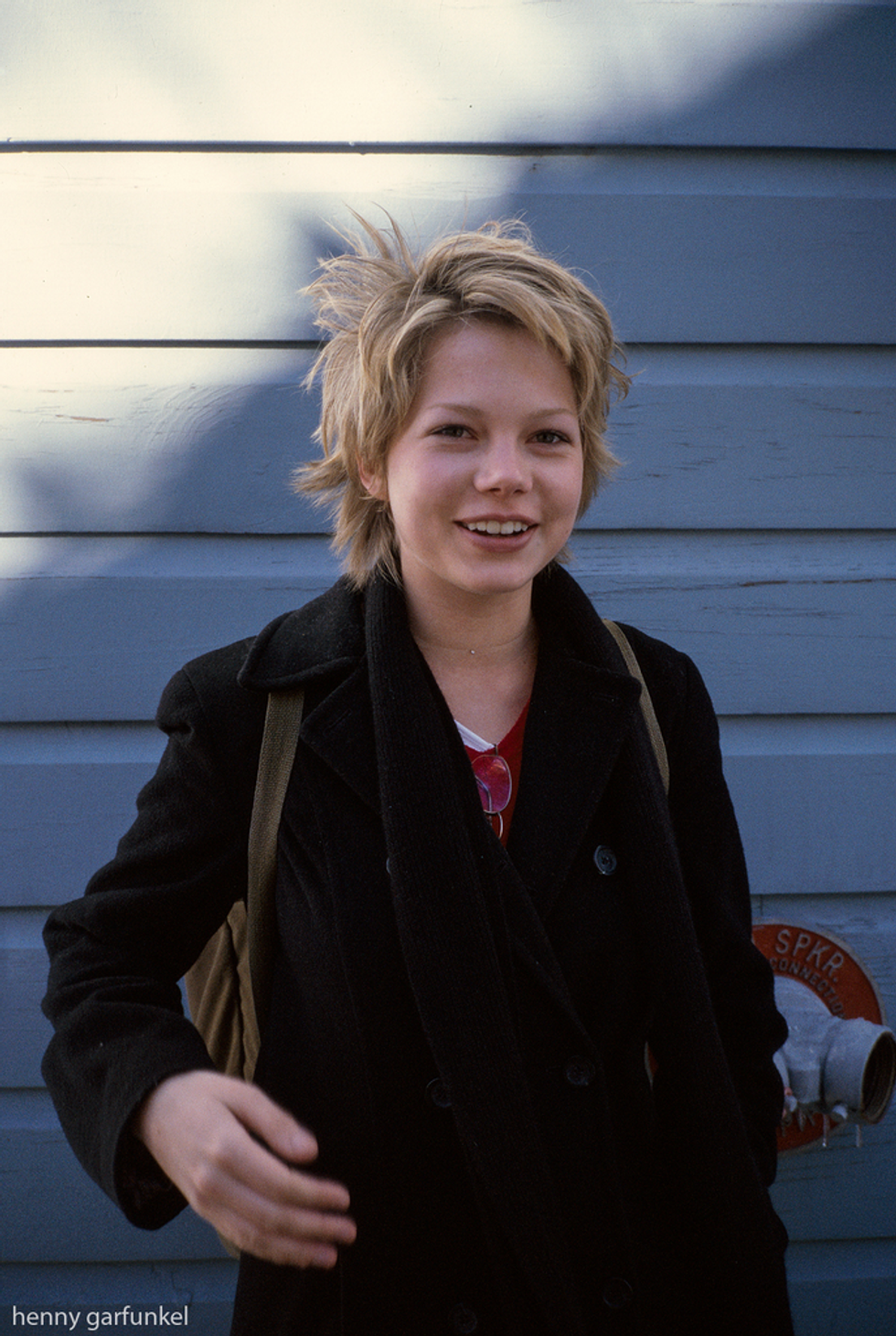Sundance Retrospective: Baby-Faced Photos of Michelle Williams, Mark Wahlberg and More