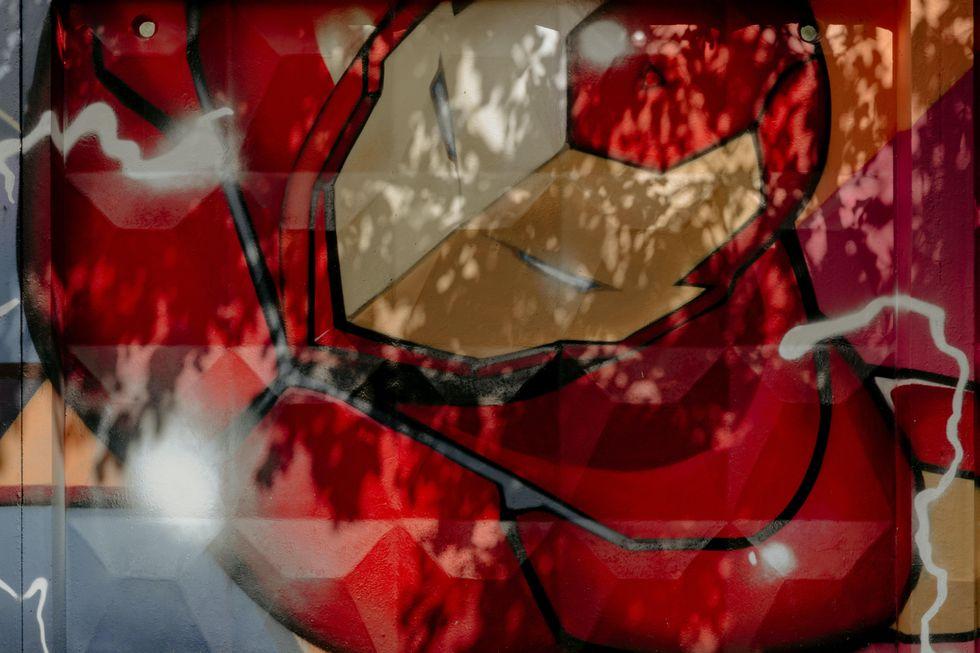 An Anime for Superhero Nerds