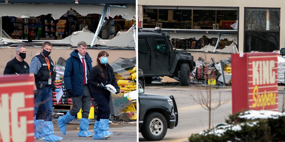Colorado Mass Shooting Witnesses Describe The Devastating Scenes as 10 People Are Killed