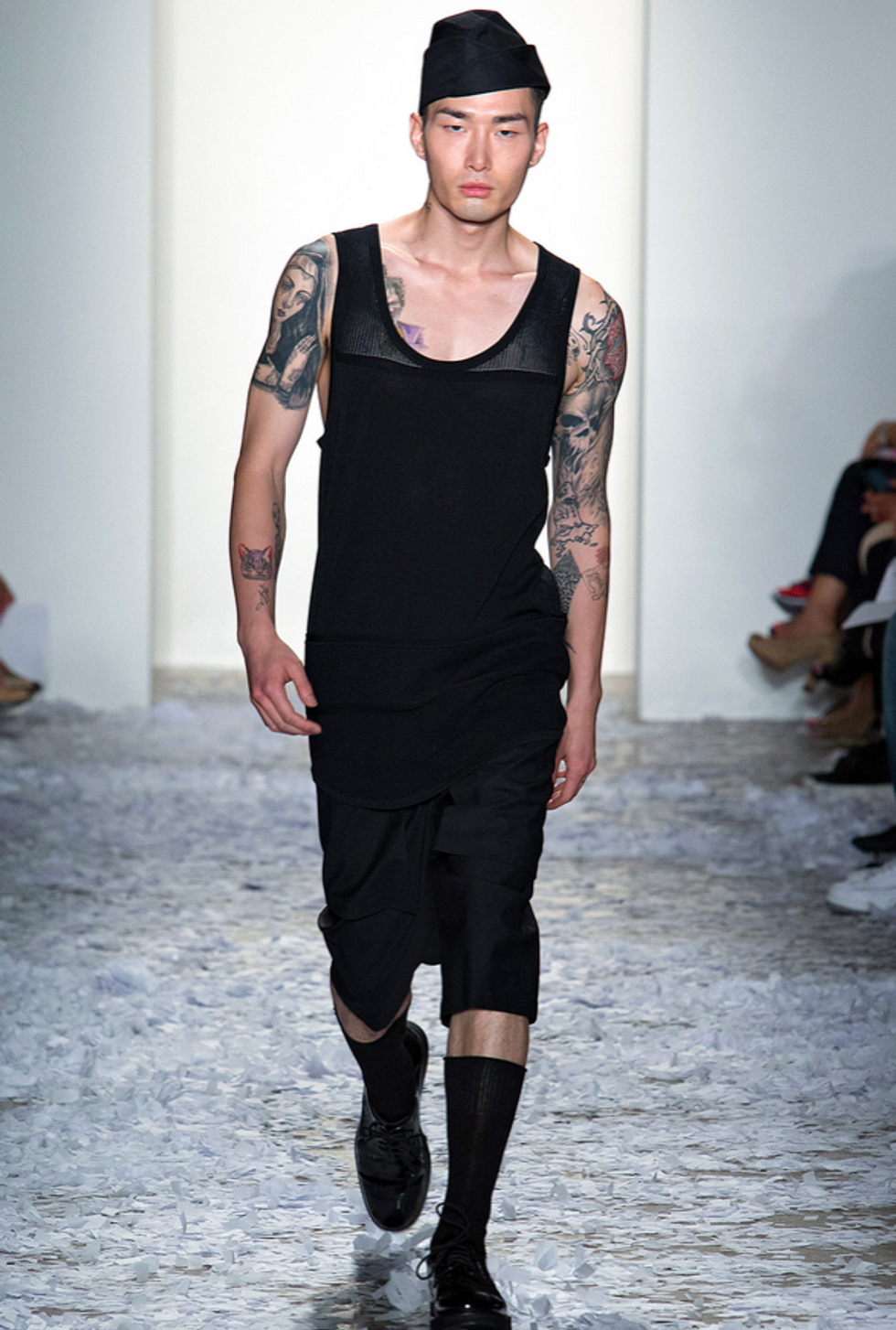 Five Reasons Why New York Men's Fashion Week Is a Great Idea