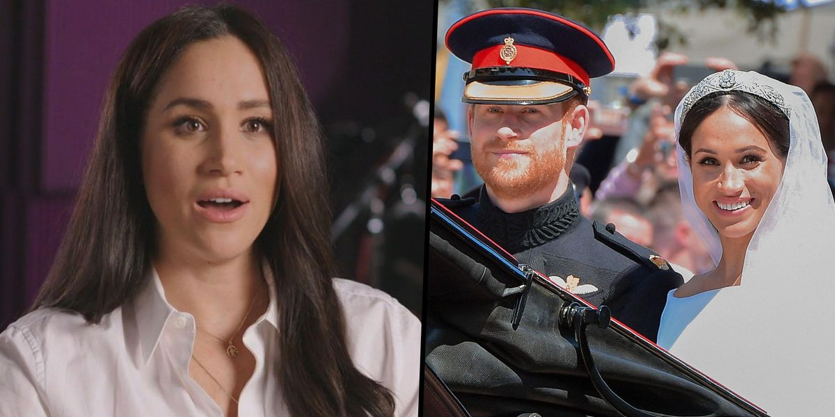 Meghan Markle and Prince Harry Admit That Secret Wedding Never Actually Happened