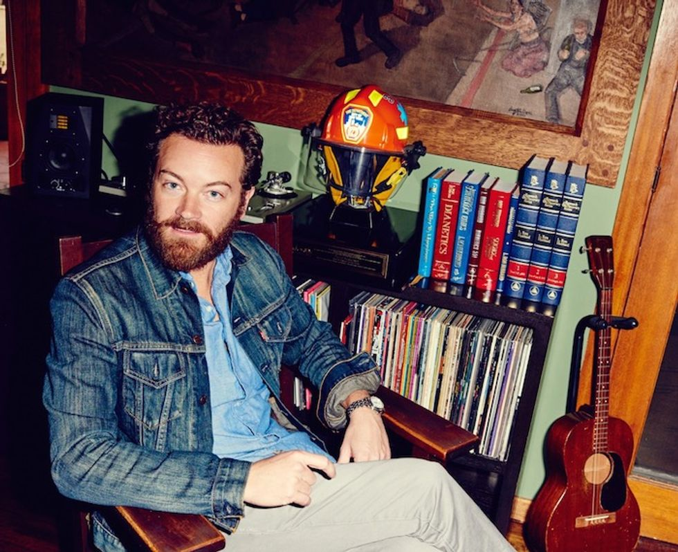 Danny Masterson Tells Us About His Life in the Church of Scientology