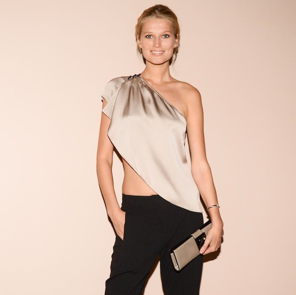 Model Toni Garrn and Friends Are Selling Their Designer Clothes and Bags for a Good Cause