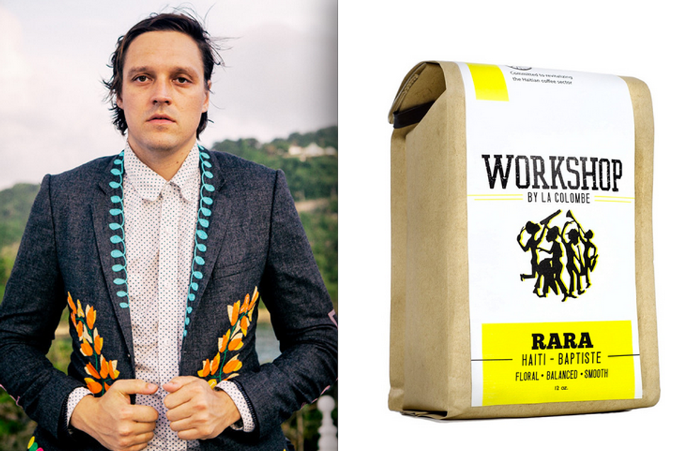 Win Butler Is Going to Be Your Barista Tomorrow