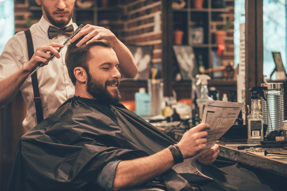 The 5 Best Male Salons in New York City