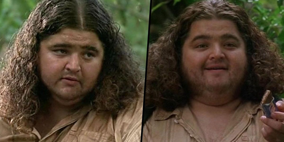 Hurley From 'Lost' Seen for the First Time in Years and He Looks Totally Different