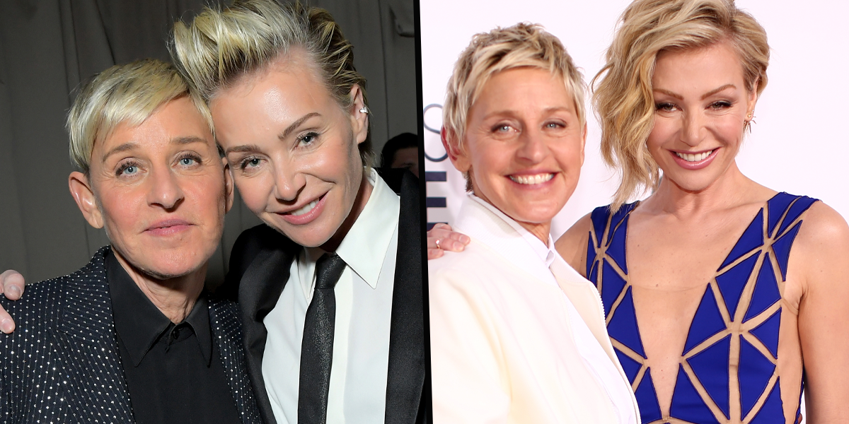 Ellen DeGeneres Rushes Wife Portia de Rossi to Hospital