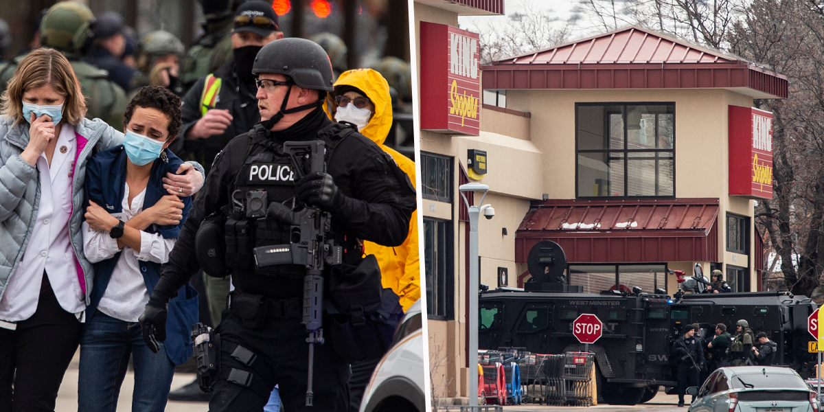 Suspected Gunman Who Reportedly Killed 10 in Colorado Has Been Identified