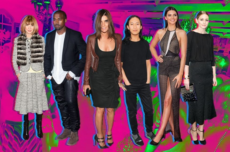 Our NYFW Party Mega Guide