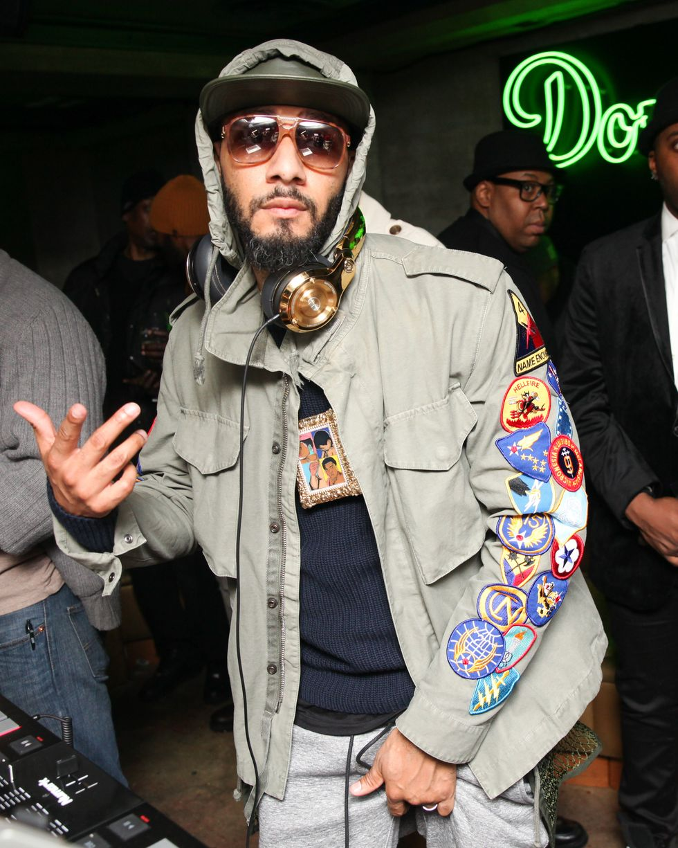Carmelo Anthony and Dom Perignon Partied at the Gilded Lily Last Night