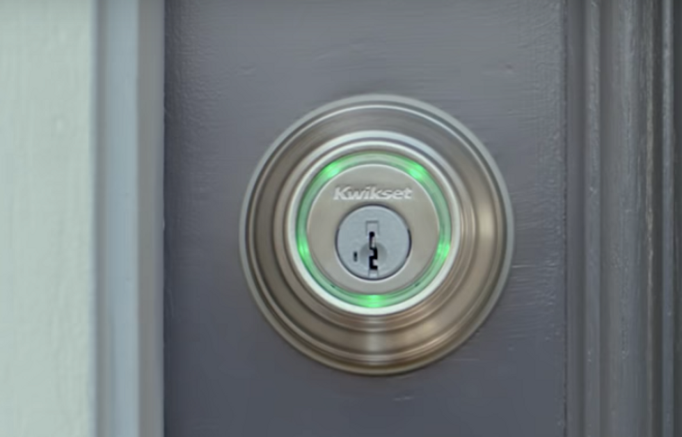 Smart Lock Bluetooth Kwikset Kevo Touch-to-Open Bluetooth