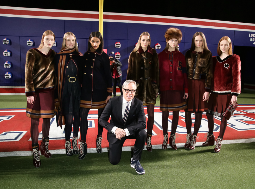 "Tommy Hilfiger: ""I Came From Nothing and Now I'm Living a Dream"