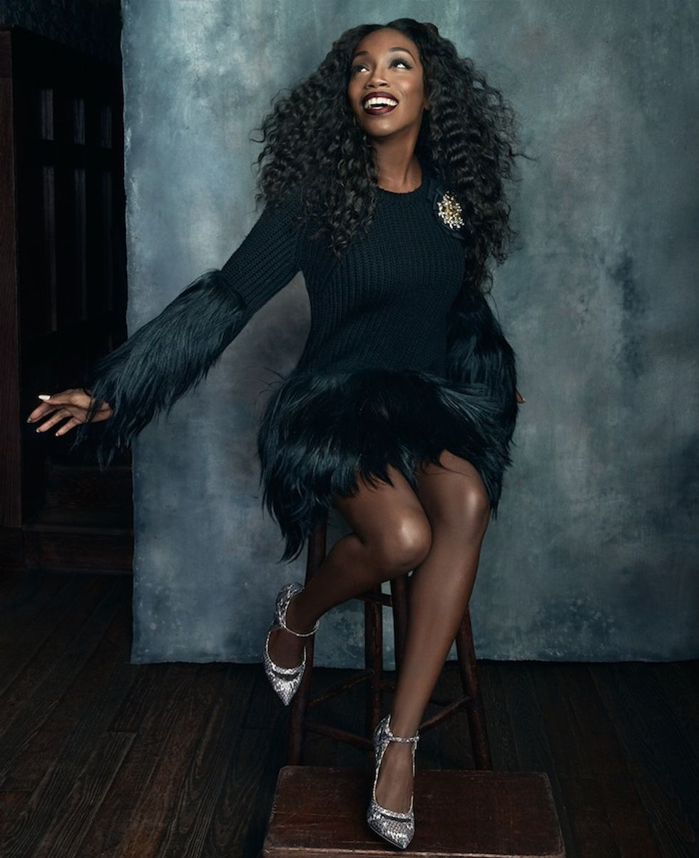 Catching Up With Estelle About Her New Album and a Cameo On Empire