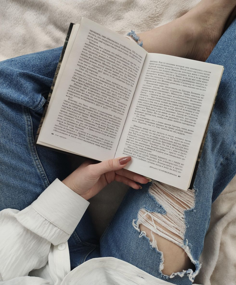5 Books To Read In Your Down Time