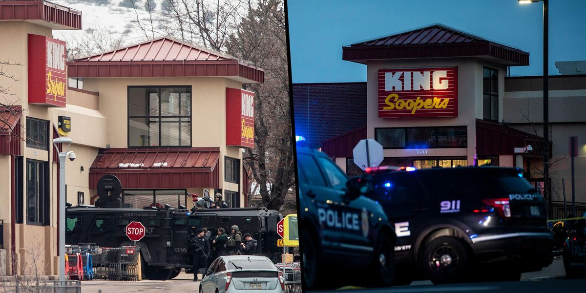 Chilling Police Calls Relive the Moment the Boulder Grocery Store Shooting Began