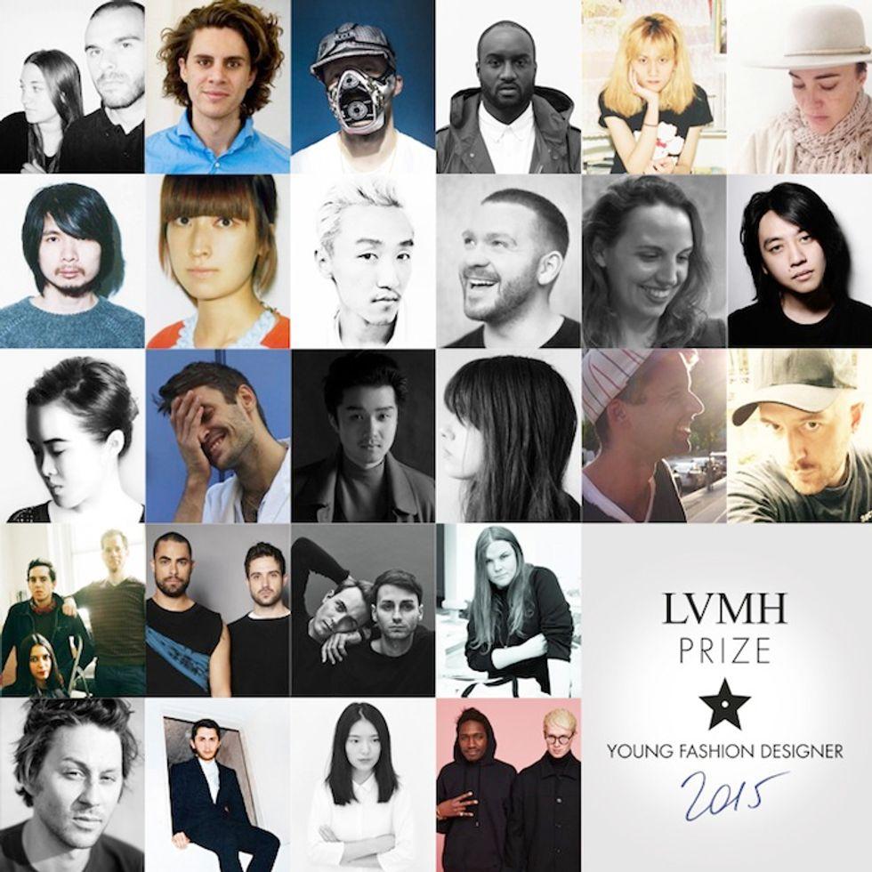 Virgil Abloh, Astrid Andersen, Baja East + More Make LVMH Prize Shortlist