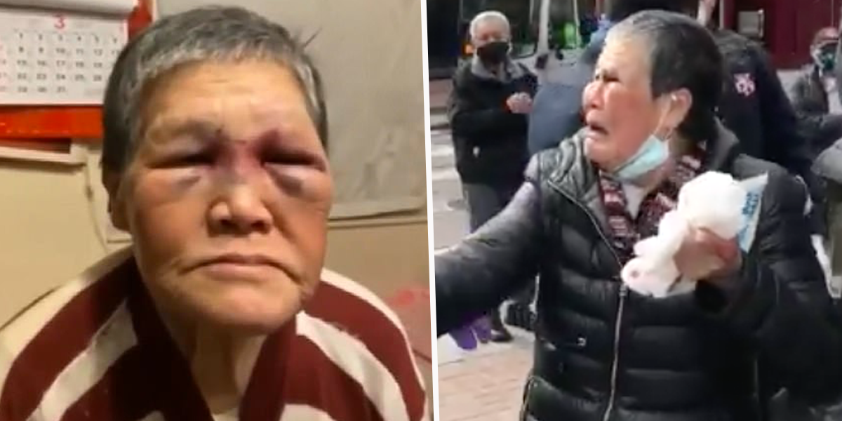Family of Grandmother Attacked in San Francisco Are Donating Fundraiser Money