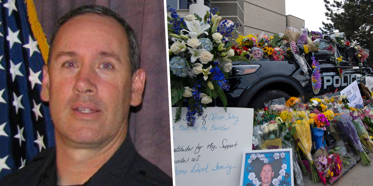 Police Officer Who Was Killed in Boulder Shooting Sought a New Life Away From Front Line Dangers