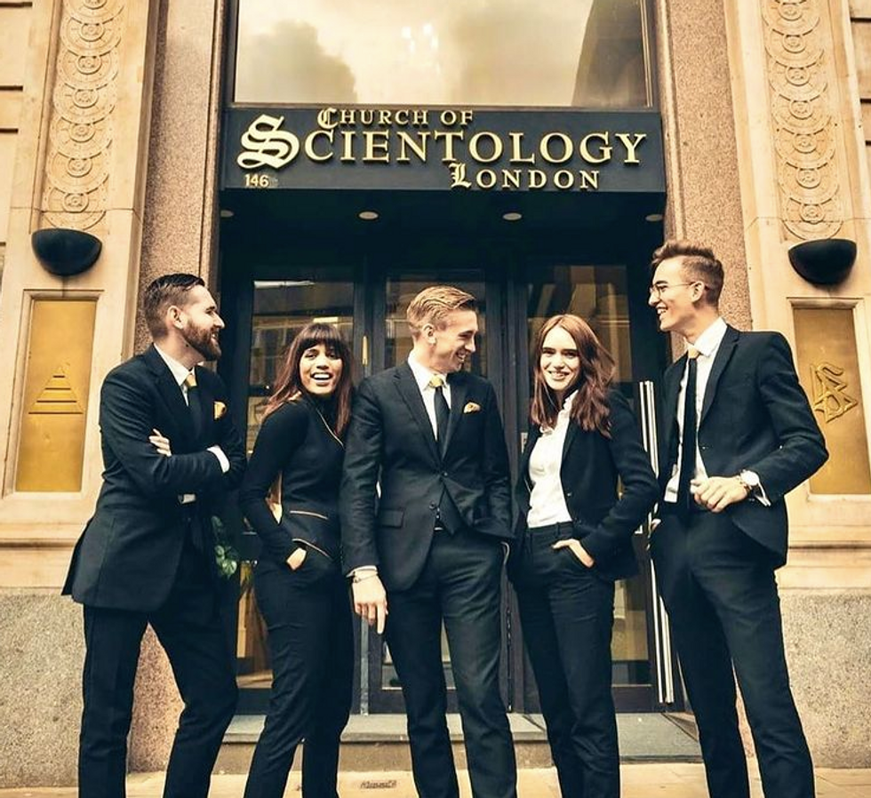 How The Church of Scientology Is Self-Sabotaging